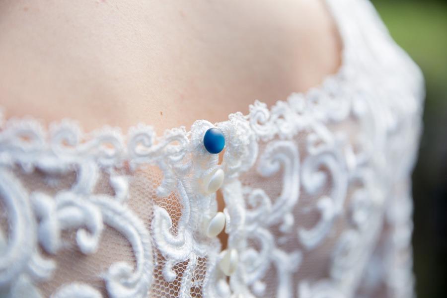 detailfoto bruiloft